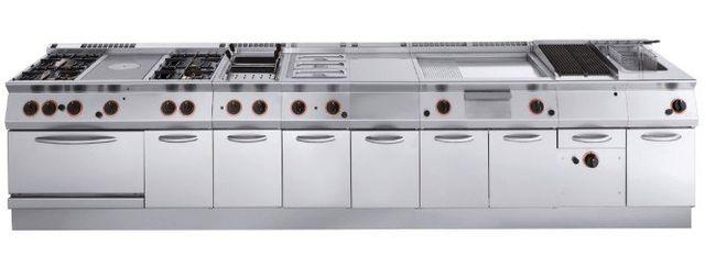 Forni per la ristorazione Linea cottura Serie 700 a Tecnochef srlin Castegnato