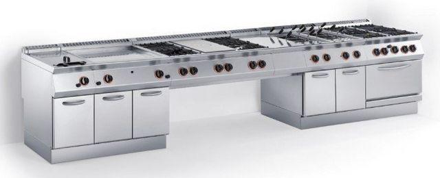 Forni per la ristorazioneLinea cottura Serie 900 a Tecnochef srlin Castegnato