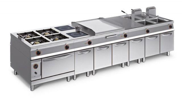 Forni per la ristorazione Linea cottura Serie 1100 a Tecnochef srlin Castegnato