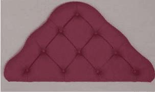 Queen Anne Upholstered Headboard