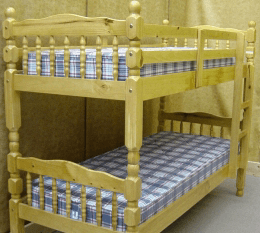 Spindle Bunk Bed Bristol