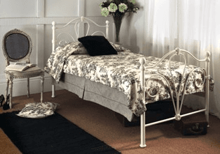 Yarmouth Metal Bed Frame
