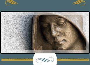 lapidi, statue, tombe