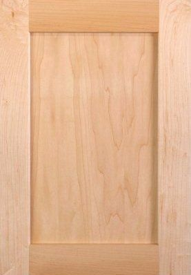 shaker style square flat panel for cabinet