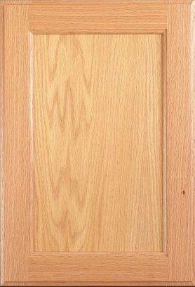 standard flat panel for cabinet door