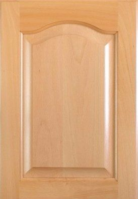 Door styles jb murphy co cabinetry door styles for Cathedral arch kitchen cabinets