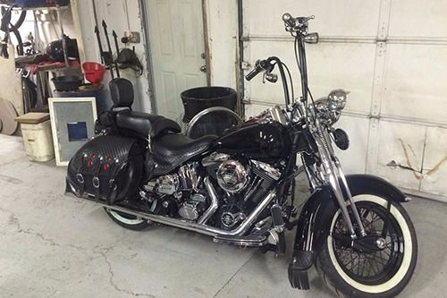 Custom build motorcycle in Bettendorf, IA