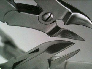 Chiropody - Basildon - Benfleet Chiropody & Podiatry Ltd - Cutter
