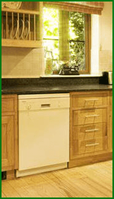 Hand-crafted kitchens - Somerset - Acorn Woodwork - Home feature