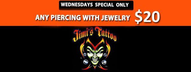Tattoo Parlor Serving Ventura, CA