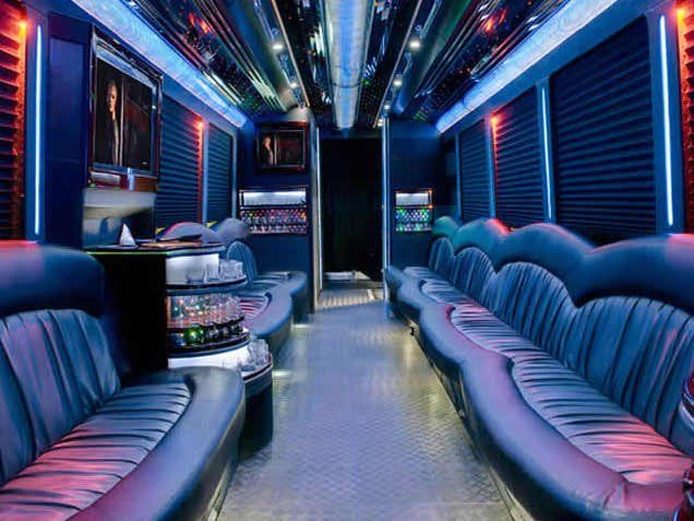Best Party Bus Rental Chicago IL