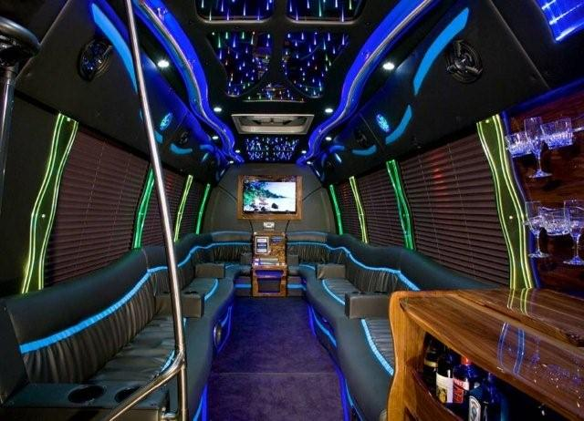 Superior Party Bus