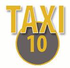 ROBERTO CINQUEGRANA NCC TAXI 10 - LOGO