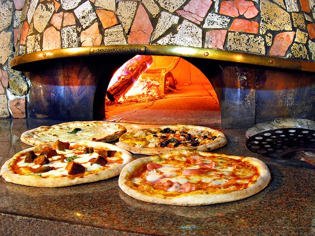 Pizza doc napoletana