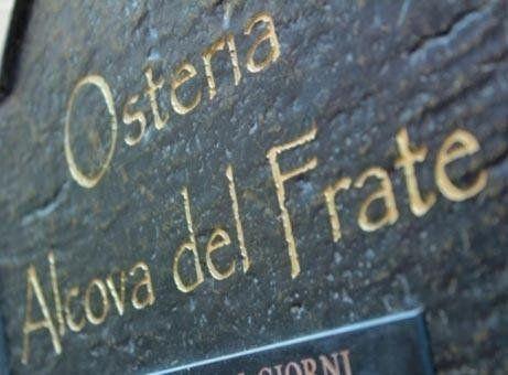 Osteria Alcova Del Frate