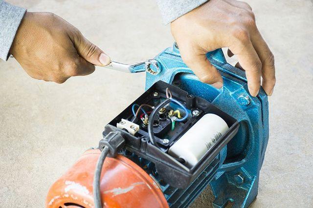 Electric motor repair in Middletown