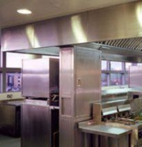 Full kitchen ventilation