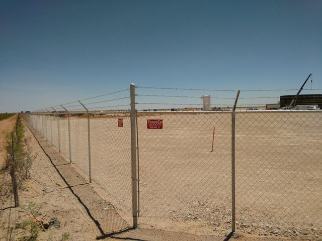 Chain-link Fence Materials Midland, TX