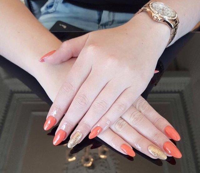 CND Shellac - non chip polish