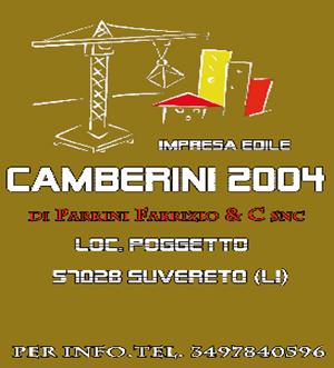 IMPRESA EDILE CAMBERINI 2004 - LOGO