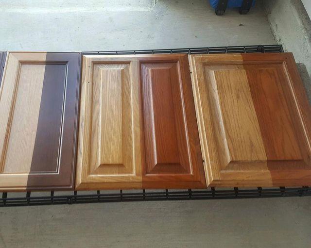 iris wood finish white