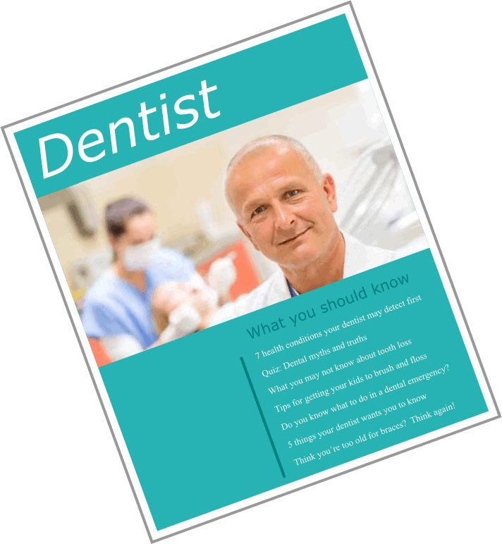 Free Dental Guide From Thomas Phillips DDS