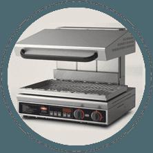 Hatco QTS - 1 Therm-Max Salamander Grill