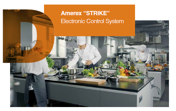Amerex announce the addition of their STRIKE Electronic