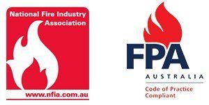 nfia and fpa australia logos