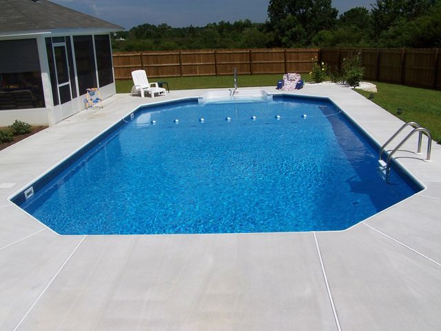 New Pool Construction Pensacola, FL