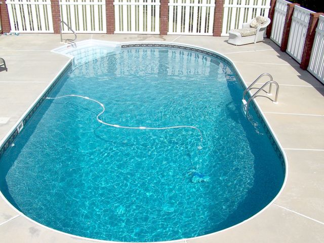New Pool Construction Milton, FL