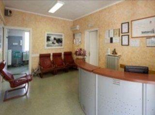 Sala di aspetto dentistica