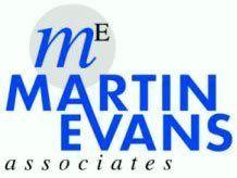 Martin Evans Associates Ltd Logo