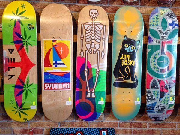 tavole da skateboard