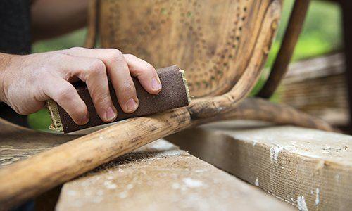 lavori di falegnameria - Larizza restauro mobili a Torino