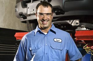 An auto tires professional in London, KY