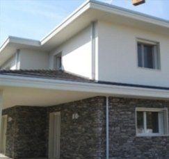 imbiancatura facciata esterna