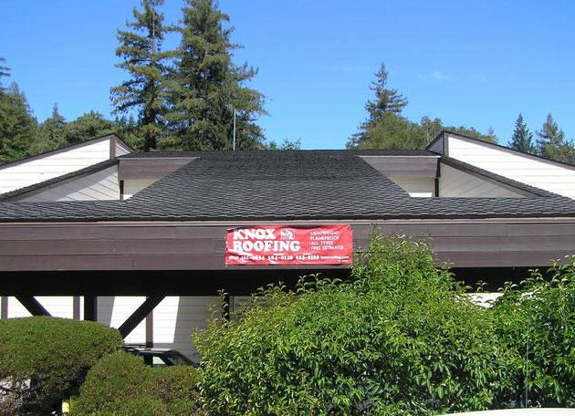 Roofing Projects Santa Cruz Ca Knox Roofing