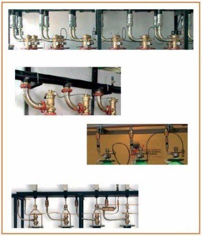 MANIFOLDS FOR GAS SYSTEMS