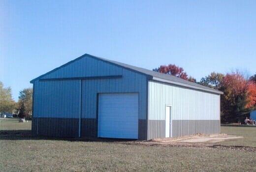 Pole Barn Construction — Genesee County, Michigan — Advanced