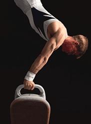 ginnastica artistica maschile