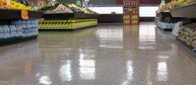 Concrete floor in Kailua, HI