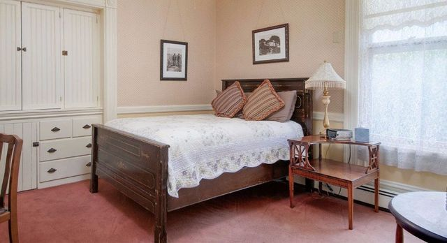 Hinds House Santa Cruz Bedroom