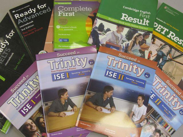libri di inglese