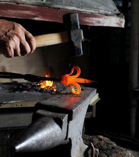 Metal Welding - Hartlepool, Cleveland - Graythorpe Forge & Engineering - Iron Work