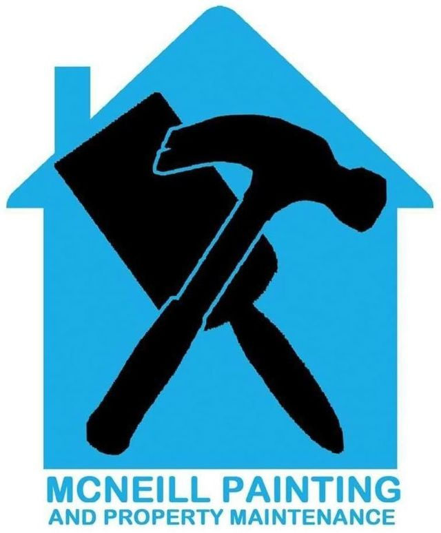 McNeill Painting logo