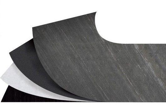 fogli di pietra flessibile