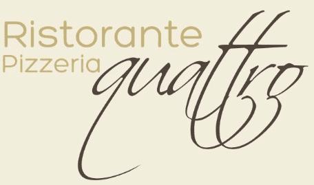 Ristorante Pizzeria Quattro - logo