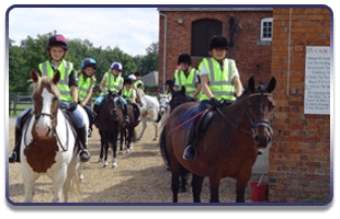 For an equestrian centre in Milton Keynes, call Loughton Manor Equestrian Centre on 01908 768 933