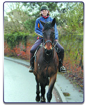 Thinking of taking up horse riding? Call Loughton Manor Equestrian Centre on 01908 768 933